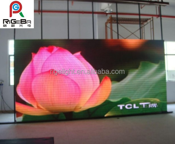 Best price and good quality china xxx video led vision display screen for display video