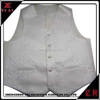Bulk sale polyester fashion cheap mens casual vests