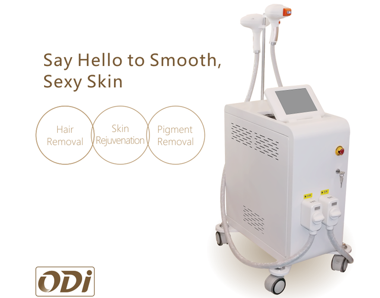 Elight hair removal ipl machine OPT SHR ipl hair removal machine