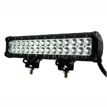 Dual Row 15INCH 90W LED WORK LIGHT BAR 7650LM SPOT/FLOOD/COMBO BEAM 4x4 DRIVING OFFROAD LIGHTS
