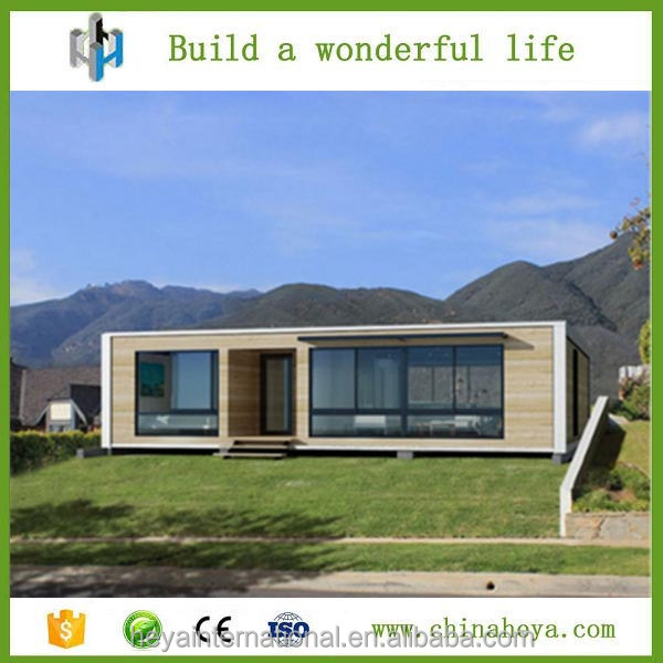 HeYa group model cover design container cabin house