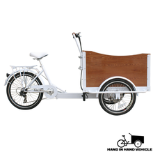 classic 3 wheel cargo tricycle