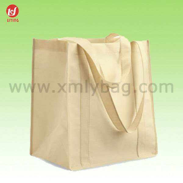 Hot Sale PP Non Woven Advertising Bag for Grocery