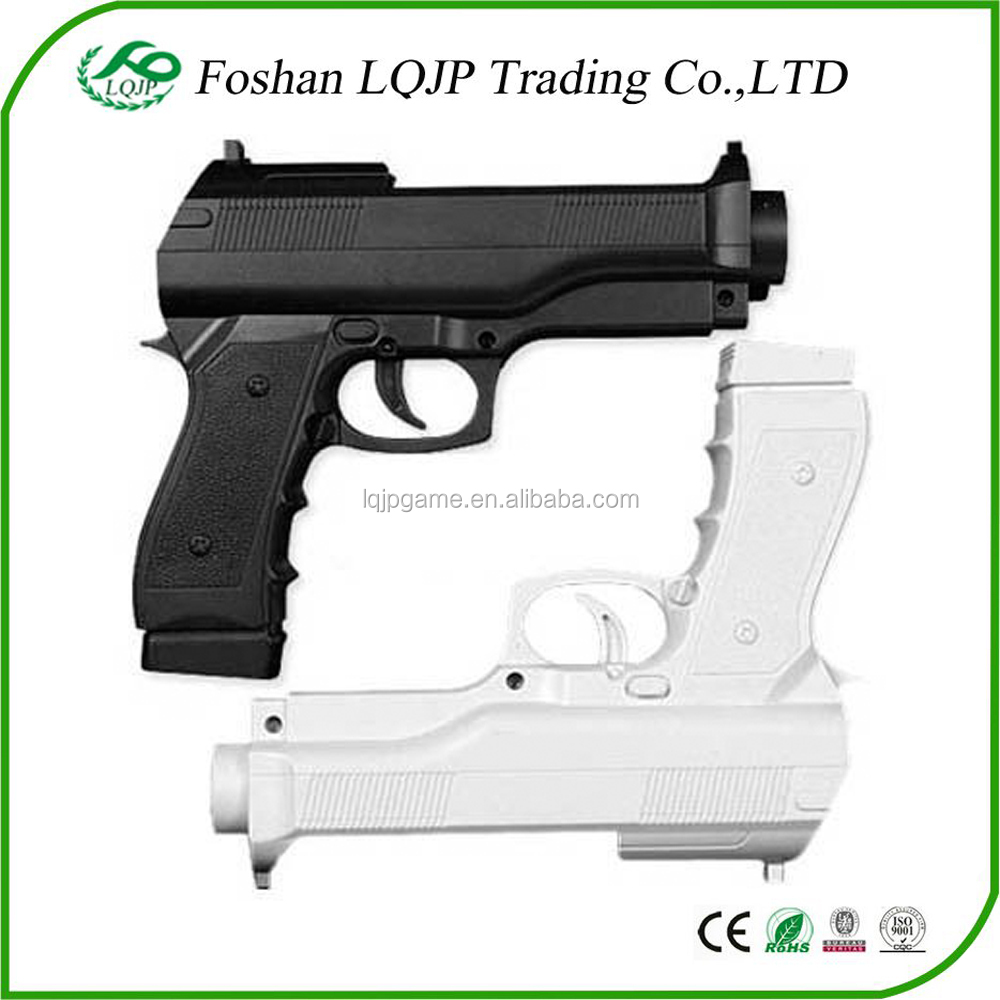 Light Gun Pistol Shooting Sport Video Game for Nintendo Wii remote controller gun light