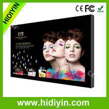 65inch advertising player for Exhibitions and Trade Fairs