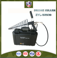 Long Distance Drone DRONE JAMMER DRONE