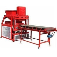 Automatic clay lego brick making machine price (QTY4-10) from ZCJK China