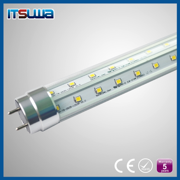 t8 integrated led tube 14W general electric transparent in 3 years warranty