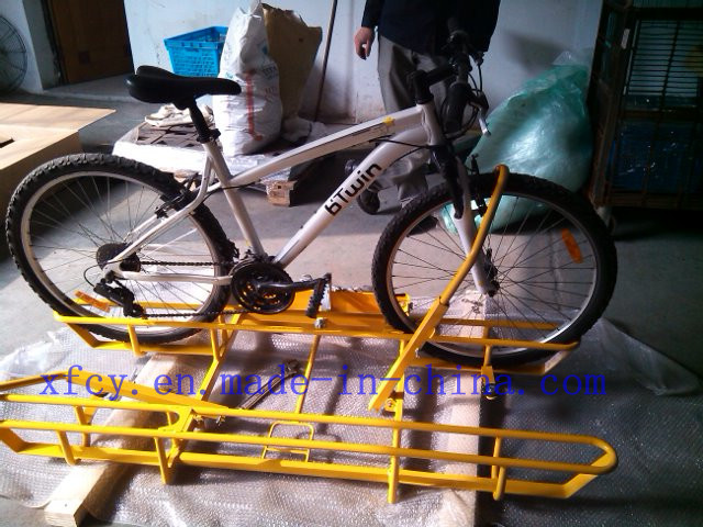 customized durable hitch bus bike rack bus storage rack mounted on public bus