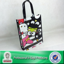 Lead-free Cartoon Logo Shopping Bag