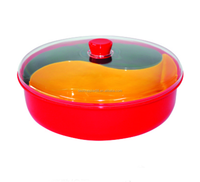 Creative Multi-ftion Plastic Dry Fruit Tray