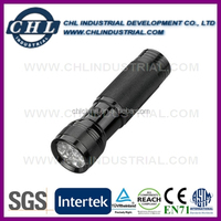 Light strong rechargeable torch for searching