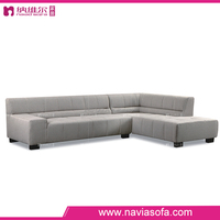 Cheap latest modern simple corner sofa design best fabric couch sofa for living room