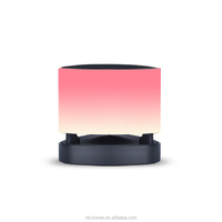 Bluetooth Speaker Mini Smart LED Light