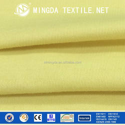 Supplier in China low price EN388-CUT anti cut Aramid kevlar Fabric for Security & Protection Products guangdong knitting