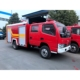 small water fire fighting truck supplier fire truck