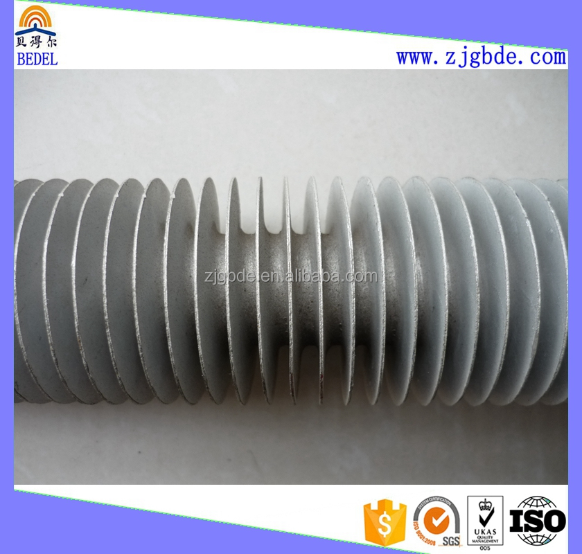 Extruded Aluminum Fin Tubes for Heat Exchanger
