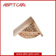 Latest design wooden bamboo insect cage