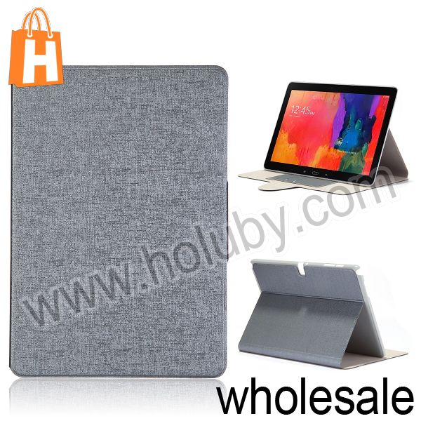 Foldable Magnetic Flip Stand Cover Case for Samsung Galaxy Note Pro 12.2 P900 P905 with Card Slots