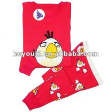 brand Hot sales Korean design 100% cotton printed wholesale children clothing usa
