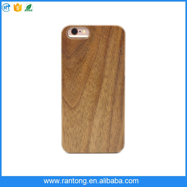 High quality phone accessories case,wooden phone case for iphone 6