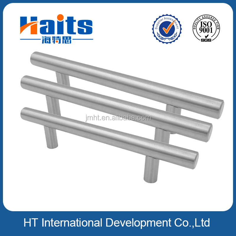 Stainless Steel Cupboard Pulls Solid Pull Handle