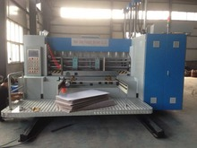 Automatic Flexo Carton Printing Slotter Die cutting machine/ Carton Box printing slotting machine