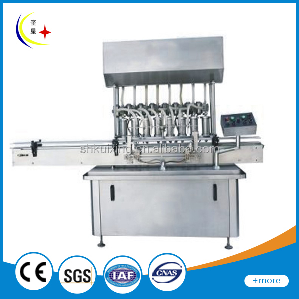 YXT-YGA automatic strong corrosive saline filling machine