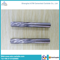 High quality solid carbide reamers from Manufacturer