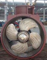 Controllable Pitched Tunnel Bow Thruster for Sale