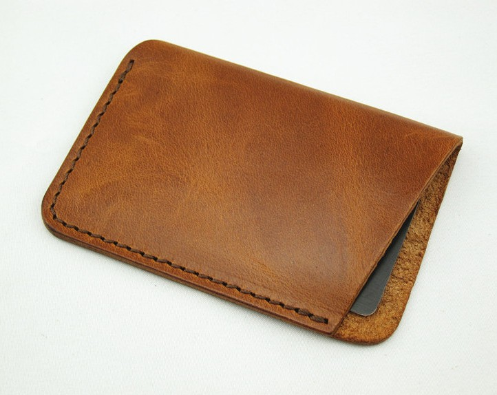 high quality simple genuine leather mobile phone case for lenovo s820