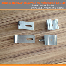 Aluminum / stainless steel stone anchor cladding fixing system