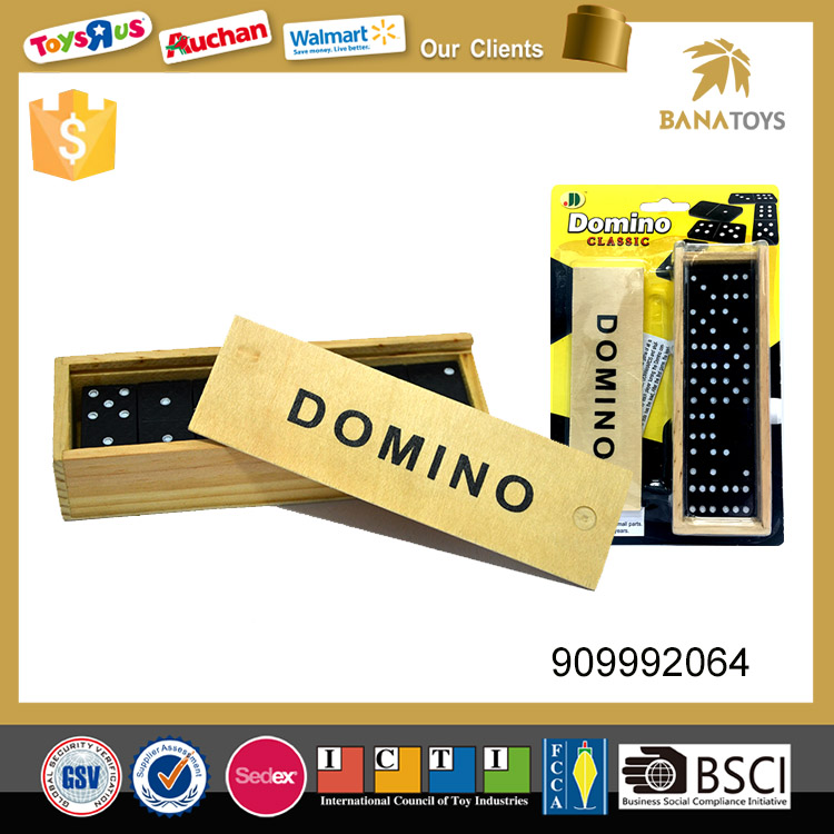 Educational plastic dominoes for intelligence <strong>development</strong>