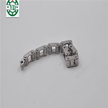 stainless steel single row roller chain connecting link 12-B1 08-B1