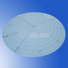 Eye-opening great circle 117cm MCPCB LED Module with Lens