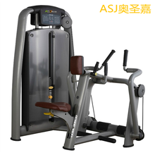ASJ Core Exercise Equipment for gym/professional Low Row Machine for bodybuilding/Rhomboid Machine for losing weight