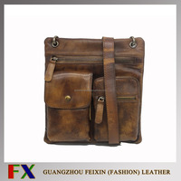 Famous products mens leather messenger bag buy wholesale from china