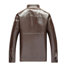 man pu jacket