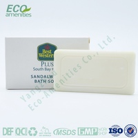 eco friendly best selling hotel natural soap set