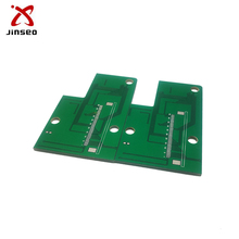 China ink lead free 94v0 1 oz copper thickness pcb sample prototype