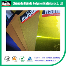 2016 hotsale thermosetting solid powder coating paint