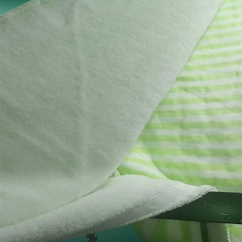 100% cotton gauze fabric for baby blanket