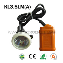 KJ3.5LM(A) Ni-MH battery miner lamp.