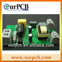 OEM electronic HASL lead free traffic light pcb board