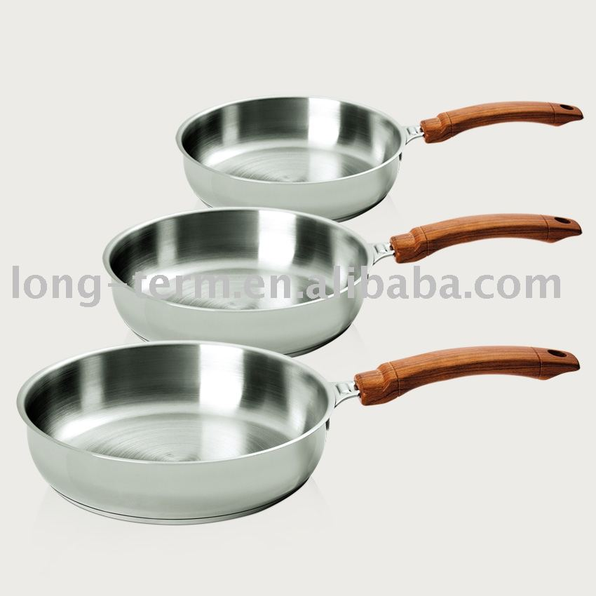 LTP067 Stainless Steel Non-stick Frying Pan