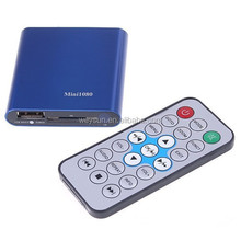 HD Mini Media Player 1080P SD/USB HD Media Player