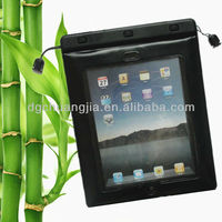 2014 new clear pvc waterproof shockproof case for ipad air