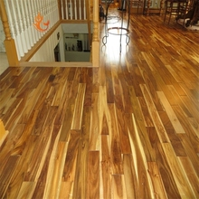 Outstanding Engineer Acacia Wood Flooring 15mm Thick Glossy UV Lacquered