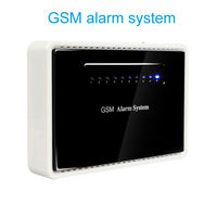 wireless multi-function intelligent gsm alarm systems