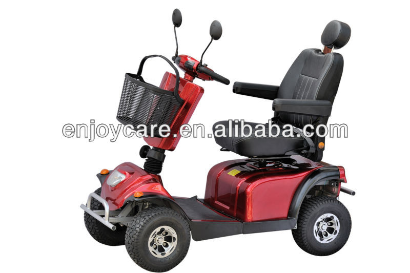 Heavy load big wheels big power 1300W electric scooter with CE certificate